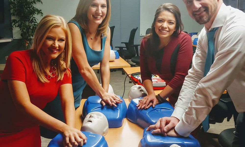 Friends & Family CPR Training with THV11